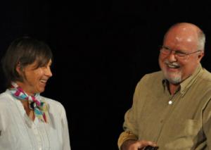 Cynthia and Richard Rohr