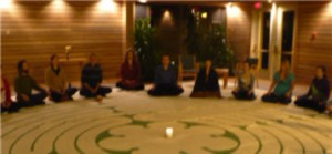 Meditation Group at UVic