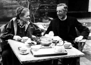 teilhard and lucile swan
