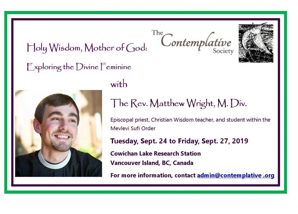 The Contemplative Society – Contemplative teaching, retreats
