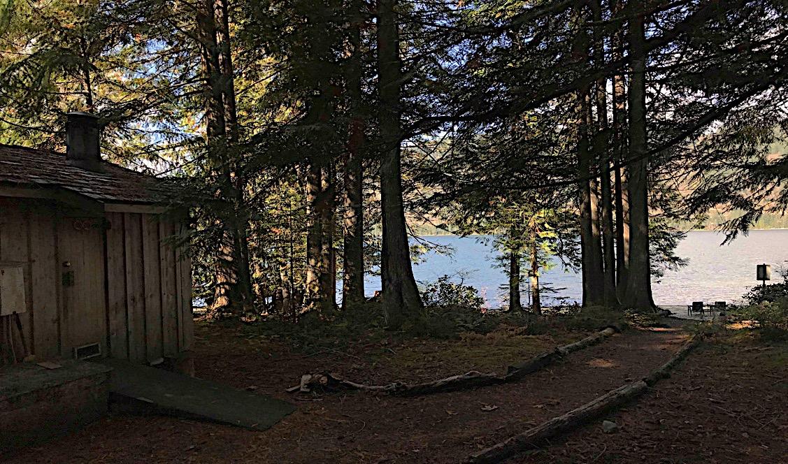 Lake Mesachie, Vancouver Island, BC