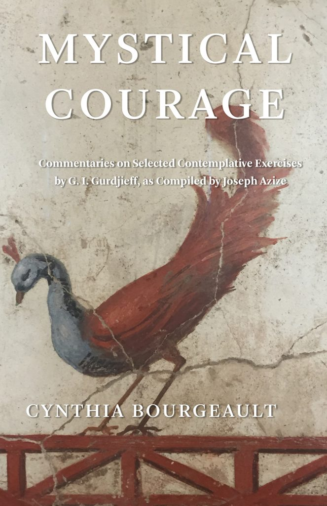 Mystical Courage front cover